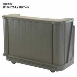 Barra portatil bar Post-mezcla y Tanque DBBAR650PMT220