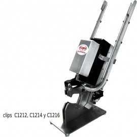Clipadora embutidos Doble Clip Lateral RPCP-DCD12
