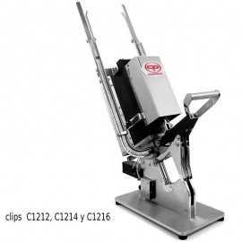 Clipadora embutidos Doble Clip Central RPCP-DCDA12