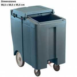 Carro para hielo Ruedas 25 cm DBICS175TB