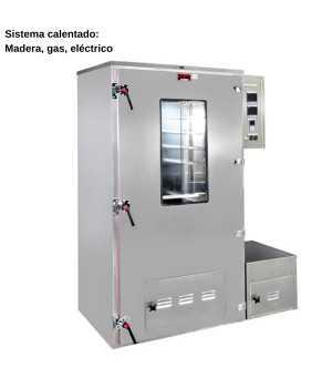 Ahumador cocina Multienergia 50x40x150 NTF4