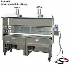 Asador de carne industrial NT930