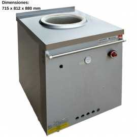 Horno tandoori Gas NTTD-26E