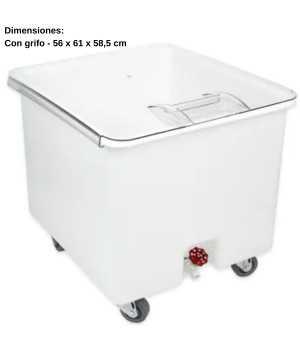 Carros de hosteleria para ingredientes Grifo DBCC32