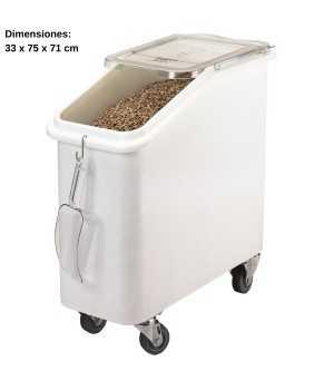 Carros de hosteleria para ingredientes 81L DBIBS20