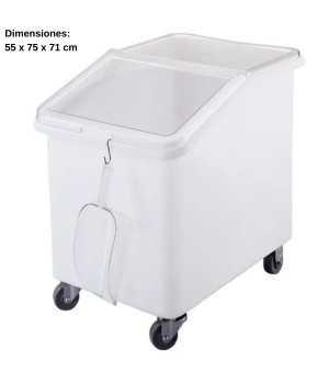 Carros de hosteleria para ingredientes 140L DBIBS37