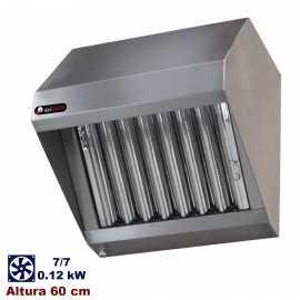 Campana extractora filtro carbono IBERCPA-SPCR