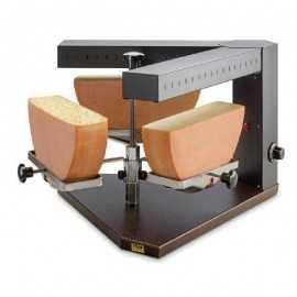 Maquina raclette tradicional x3 1/2 Quesos TETTM30