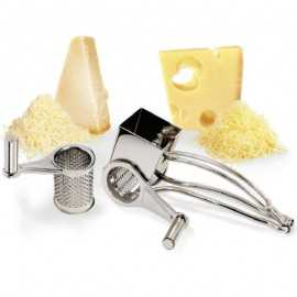 Rallador queso manivela Blandos y Duros TEN3009X-2