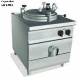 Marmita electrica industrial Indirecta 150L RMSE9P15I