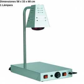 Lampara de calor infrarrojo DUPCI 4718