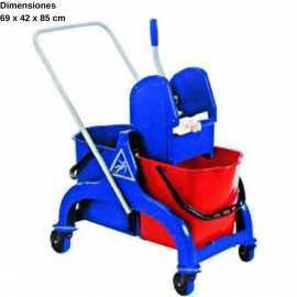 Carro de limpieza DUCA 1604