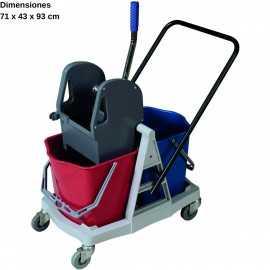 Carro de limpieza DUCA 1604E