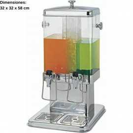 Dispensador de zumos buffet DUDS 10402