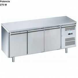 Mesa refrigerada Triple 95(H) DUG-GN3200TN-FC