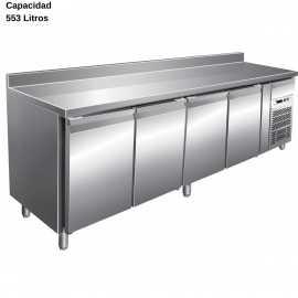 Mesa fria 4 puertas DUG-GN4200TN