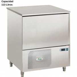 Abatidor temperatura 3 Bandejas DUAS1104N