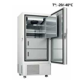 Ultracongelador laboratorio -40ºC 120mm INULF50040