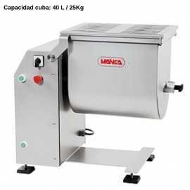 Amasadora de carne para embutidos 40L MN1RC40R