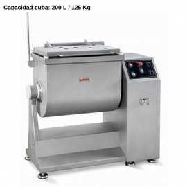 Mezcladora de carne electrica 200L MN1RM-15R