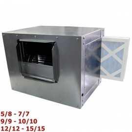 Extractor humos cocina BAJA PRESIÓN