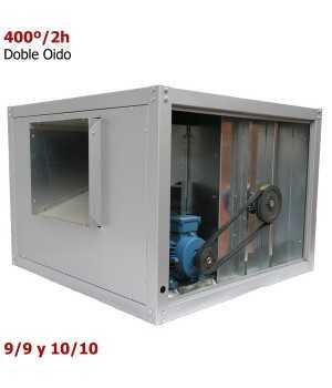 Extractor de humo industrial Doble Oido 400º/2h