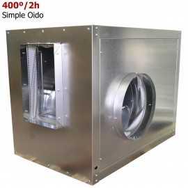 Extractor de humo industrial Simple Oido 400º/2h