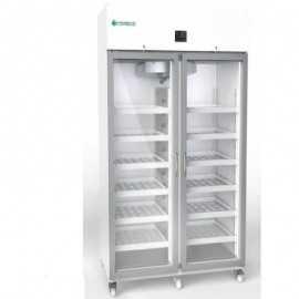 Frigorifico laboratorio Doble 1400L Fondo 85 COMLBV-1400