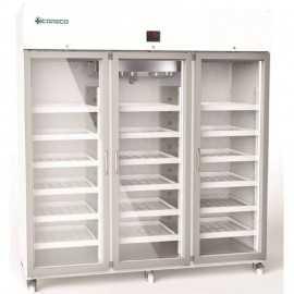 Frigorifico farmacia Cristal Norma EN58345 2200L COMPHV-2200