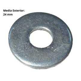 Arandela ala ancha M-8 Caja 500 CF00530824