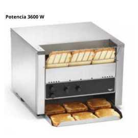 Tostadora de pan continua 3600W PUCT4-2301000