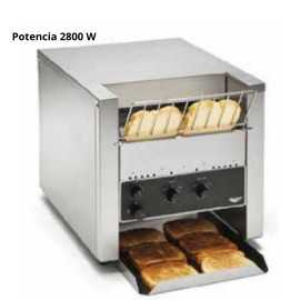 Tostadora de pan continua 2800W PUCT4-23080002