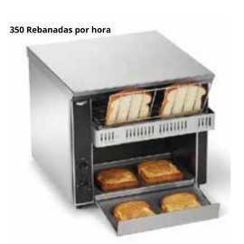 Tostadora de pan continua 1500W PUCT2-23035002