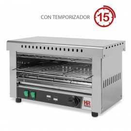 Tostador industrial con temporizador HRT03CON