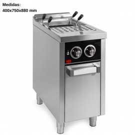 Cuece pastas industrial 25L GAS F750 IBER-CPG25L750E