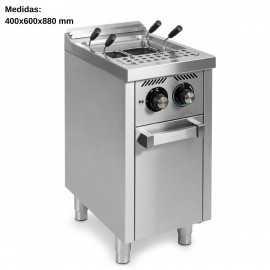 Cuece pastas electrico Gas 25L F600 IBER-CPG25L600E