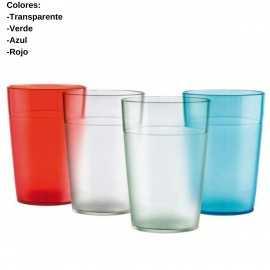 Vasos policarbonato 250cc (50uds) AC10012