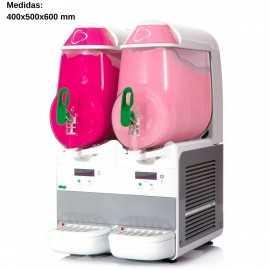 Maquina de granizados Doble Cuerpo CLB-FROZEN6-2