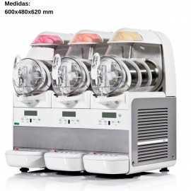 Maquina de hacer helados Triple CLB-CREAM 3