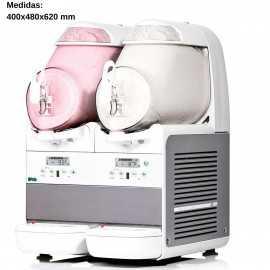 Maquina de hacer helados Doble CLB-CREAM 2