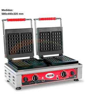 Gofrera doble - Electrica CLKGW5530-WE