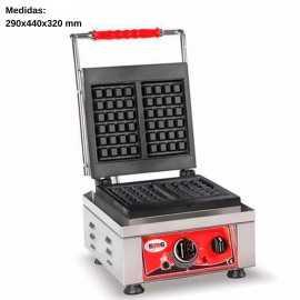 Gofrera profesional - Electrica CLKGW2530-E