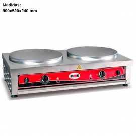 Crepera doble electrica CLCR-D240