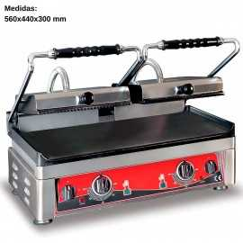 Grill electrico Liso 56x44 CLKG5530-DG