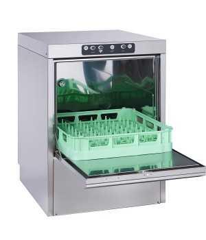 Lavavajillas industrial 50x50 IBER-50-II abierto