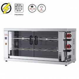 Maquina de asar pollos FE210-EKO-V