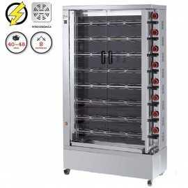 Maquina de asar pollos FE830-EKO-V