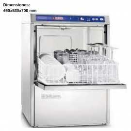 Lavavajillas industrial 40x40 Mando y Termometro digital