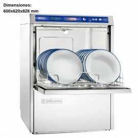 Lavavajillas industrial 50x50 Termometro y Mando digital
