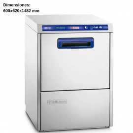 Lavavajillas industrial 55x55 Termometro y Mando digital